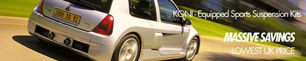 koni equipped sports suspension kits