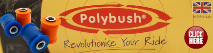 Polybush Polyurethane Suspension Bushes